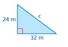 Big Ideas Math Answers Grade 8 Chapter 9 Real Numbers and the Pythagorean Theorem 9.3 7