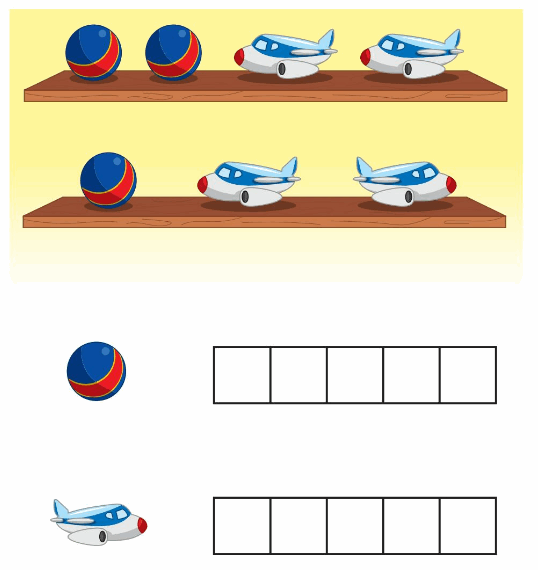 Big Ideas Math Answers Grade K Chapter 1 Count and Write Numbers Numbers 0 to 5 48