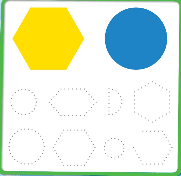 Big Ideas Math Answers Grade K Chapter 11 Identify Two-Dimensional Shapes 11.5 1