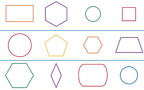 Big Ideas Math Answers Grade K Chapter 11 Identify Two-Dimensional Shapes 11.5 2