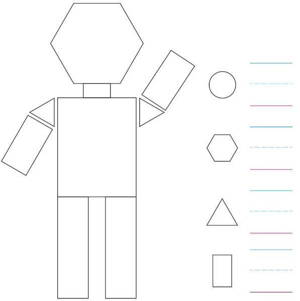 Big Ideas Math Answers Grade K Chapter 11 Identify Two-Dimensional Shapes 11.5 6