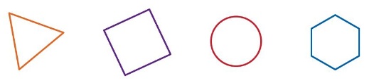 Big Ideas Math Answers Grade K Chapter 11 Identify Two-Dimensional Shapes chp 5
