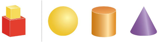 Big Ideas Math Answers Grade K Chapter 12 Identify Three-Dimensional Shapes 12.2 1