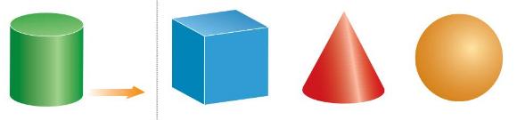 Big Ideas Math Answers Grade K Chapter 12 Identify Three-Dimensional Shapes 12.2 2
