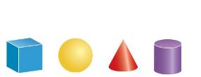 Big Ideas Math Answers Grade K Chapter 12 Identify Three-Dimensional Shapes 12.5 6