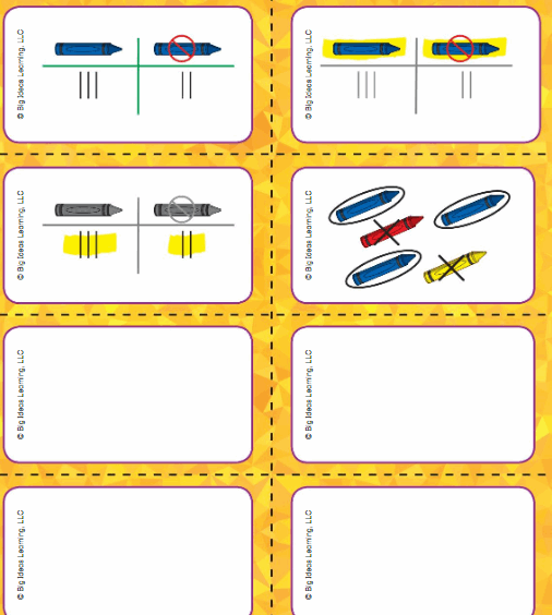 Big Ideas Math Answers Grade K Chapter 4 Compare Numbers to 10 4