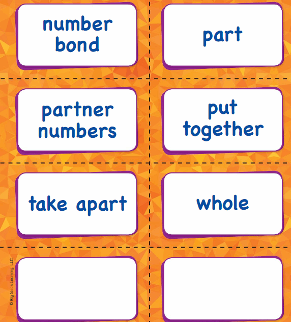 Big Ideas Math Answers Grade K Chapter 5 Compose and Decompose Numbers to 10 3