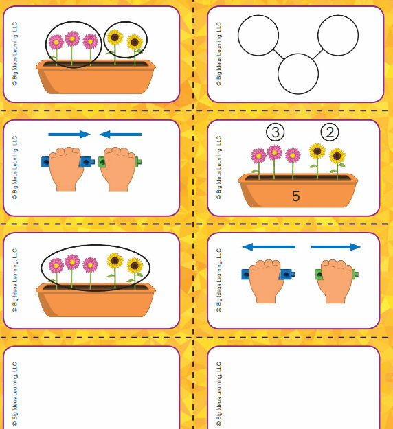 Big Ideas Math Answers Grade K Chapter 5 Compose and Decompose Numbers to 10 4