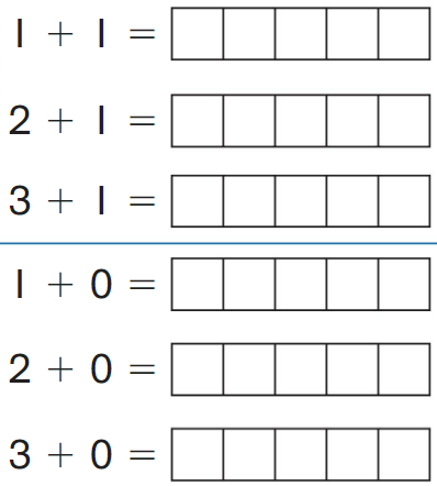 Big Ideas Math Answers Grade K Chapter 6 Add Numbers within 10 6.5 1