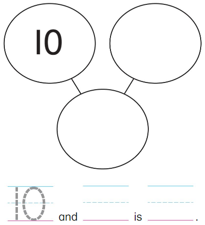 Big Ideas Math Answers Grade K Chapter 8 Represent Numbers 11 to 19 8.11 1