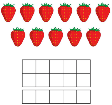 Big Ideas Math Answers Grade K Chapter 8 Represent Numbers 11 to 19 8.2 1