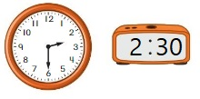 Big-Ideas-Math-Book-1st-Grade-Answer-Key-Chapter-12-Tell-Lesson-12.4-Tell-Time-Using-Analog-Digital-Clocks-Show-Grow-Question-4