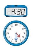Big-Ideas-Math-Book-1st-Grade-Answer-Key-Chapter-12-Tell- Tell-Time-Using-Analog-Digital-Clocks-Practice-12.4-Question-6