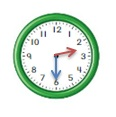 Big-Ideas-Math-Book-1st-Grade-Answer-Key-Chapter-12-Tell-Tell-Time-to-the-Hour-Half-Hour-Practice-12.3-Question-6