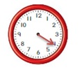 Big-Ideas-Math-Book-1st-Grade-Answer-Key-Chapter-12-Tell-Time-Tell-Time-to-the-Hour-Practice-12.1-Write-the-time-shown-by-the- hour-hand-Question-4