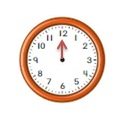 Big-Ideas-Math-Book-1st-Grade-Answer-Key-Chapter-12-Tell-Time-Tell-Time-to-the-Hour-Practice-12.1-Write-the-time-shown-by-the- hour-hand-Question-5