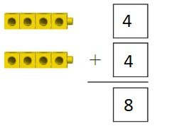 Big-Ideas-Math-Book-1st-Grade-Answer-Key-Chapter-2-Fluency-strategies-within-10-Add-Doubles-from-1 to 5-Homework-Practice-2.4-Question-14