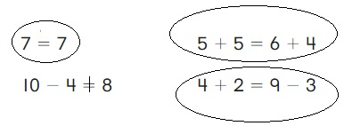 Big-Ideas-Math-Book-1st-Grade-Answer-Key-Chapter-3-More-Addition-and-Subtraction- Situations-Lesson-3.6-True-or-False-Equations-Apply-and-Grow-Practice- MP-Number-Sense-question-9