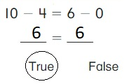 Big-Ideas-Math-Book-1st-Grade-Answer-Key-Chapter-3-More-Addition-and-Subtraction- Situations-Lesson-3.6-True-or-False-Equations-Apply-and-Grow-Practice-question-5