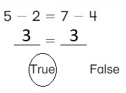 Big-Ideas-Math-Book-1st-Grade-Answer-Key-Chapter-3-More-Addition-and-Subtraction- Situations-Lesson-3.6-True-or-False-Equations-Apply-and-Grow-Practice-question-6