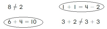 Big-Ideas-Math-Book-1st-Grade-Answer-Key-Chapter-3-More-Addition-and-Subtraction-Situations-True-or-False-Homework-&-Practice-3.6-MP-Number-Sense-question-13