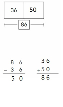 Big-Ideas-Math-Book-2nd-Grade-Answer-Key-Chapter-6-Fluently-Subtract-100- 6.5-Use –Addition-Check- Subtraction-Question-11