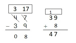 Big-Ideas-Math-Book-2nd-Grade-Answer-Key-Chapter-6-Fluently-Subtract-100-Lesson 6.5-Use-Addition-to-Check-Subtraction- Apply-Grow- Practice-Question-8