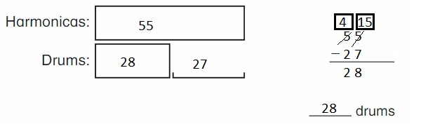 Big-Ideas-Math-Book-2nd-Grade-Answer-Key-Chapter-6-Fluently-Subtract-100-Lesson 6.7-More-Problem-Solving- Subtraction-Show-Grow
