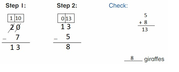 Big-Ideas-Math-Book-2nd-Grade-Answer-Key-Chapter-6-Fluently-Subtract-100-Lesson 6.7-More-Problem-Solving- Subtraction-Think-Grow
