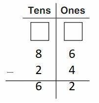 Big-Ideas-Math-Book-2nd-Grade-Answer-Key-Chapter-6-Fluently-Subtract-100-Use-Models- Subtract-Two-Digit Numbers-Homework -Practice 6.4-Question-7