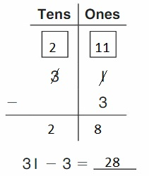 Big-Ideas-Math-Book-2nd-Grade-Answer-Key-Chapter-6-Fluently-Subtract-100-Use-Models-Subtract-Two-Digit Numbers-Homework-Practice 6.4