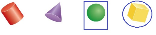 Big-Ideas-Math-Book-Grade-K-Answer-Key-Chapter-12-Identify-Three-Dimensional Shapes-Cubes-and-Spheres-Homework-&-Practice-12.3-Question-3
