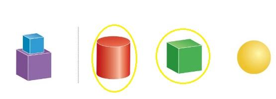 Big-Ideas-Math-Book-Grade-K-Answer-Key-Chapter-12-Identify-Three-Dimensional Shapes-Describe-Three-Dimensional-Shapes-Homework-Practice-12.2-Question-1