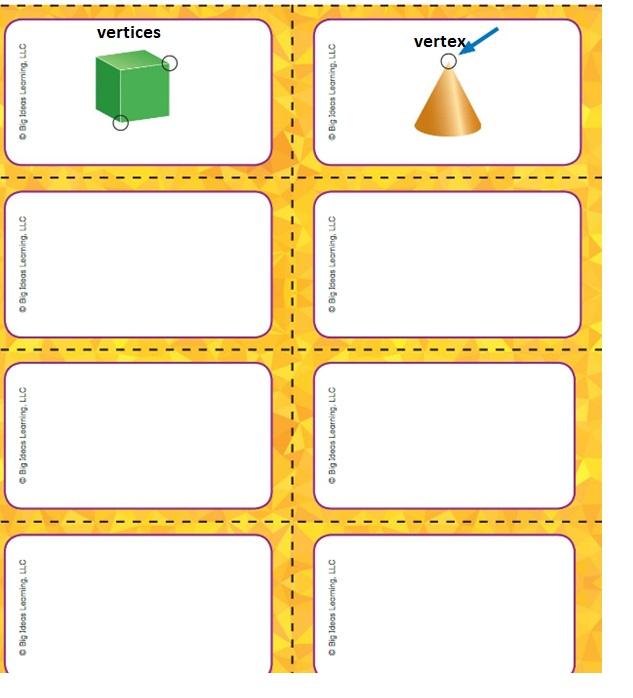 Big-Ideas-Math-Book-Grade-K-Answer-Key-Chapter-12-Identify-Three-Dimensional-Shapes-Identify-Three-Dimensional-Shapes-Vocabulary-3