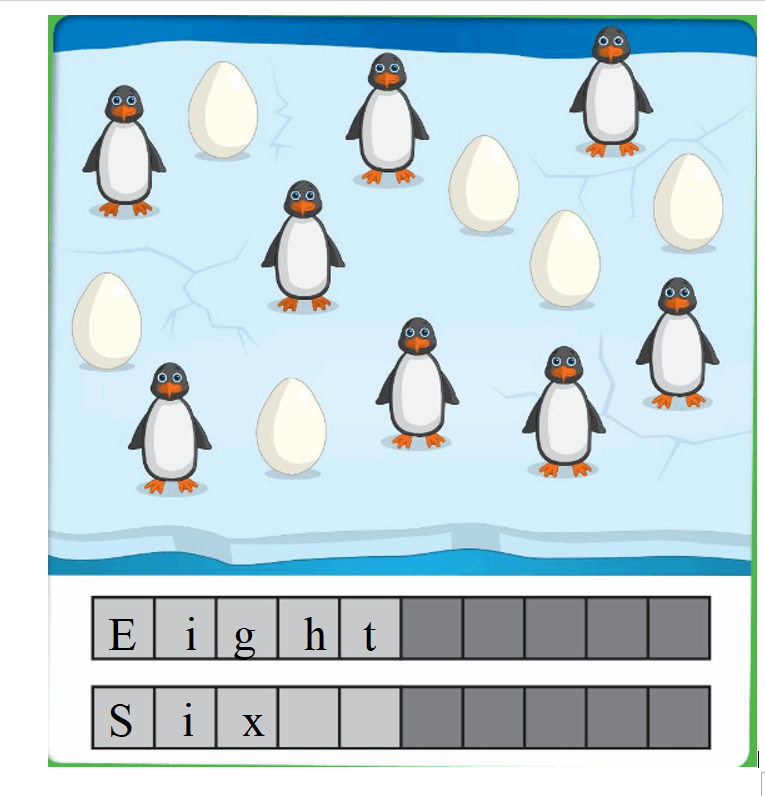 Big-Ideas-Math-Book-Grade-K-Answer-Key-Chapter-4-Compare-Numbers-to-10-Lesson-Lesson-4.2-Compare-Groups-to-10-by-Counting-EXPLORE