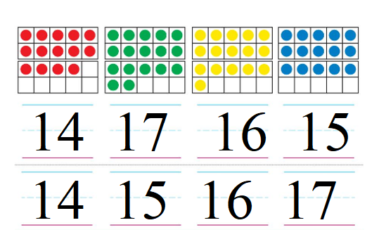 Big-Ideas-Math-Book-Grade-K-Answer-Key-Chapter-9-Count-and-Compare-Numbers-to-20-Lesson 9.5-Order Numbers to 20-Apply and Grow-Practice.2