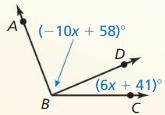 Big Ideas Math Geometry Answer Key Chapter 1 Basics of Geometry 196