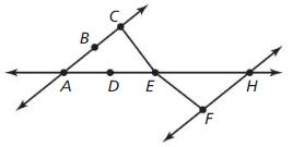 Big Ideas Math Geometry Answer Key Chapter 1 Basics of Geometry 61