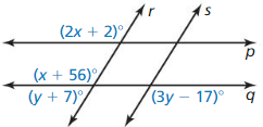 Big Ideas Math Geometry Answer Key Chapter 3 Parallel and Perpendicular Lines 103