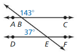 Big Ideas Math Geometry Answer Key Chapter 3 Parallel and Perpendicular Lines 86