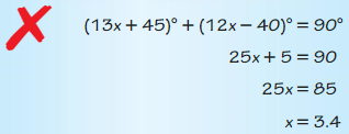Big Ideas Math Geometry Answers Chapter 2 Reasoning and Proofs 124