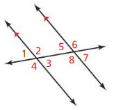 Big Ideas Math Geometry Answers Chapter 3 Parallel and Perpendicular Lines 7