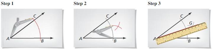 Big Ideas Math Geometry Solutions Chapter 1 Basics of Geometry 208