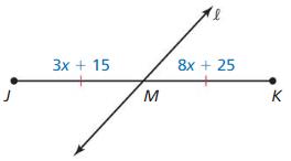Big Ideas Math Geometry Solutions Chapter 1 Basics of Geometry 80