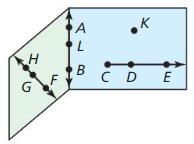 Big Ideas Math Geometry Solutions Chapter 1 Basics of Geometry 96
