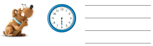Big Ideas Math Solutions Grade 1 Chapter 12 Tell Time 79