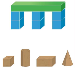 Big Ideas Math Solutions Grade 1 Chapter 13 Two-and Three-Dimensional Shapes 159