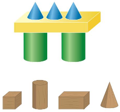 Big Ideas Math Solutions Grade 1 Chapter 13 Two-and Three-Dimensional Shapes 160