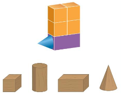 Big Ideas Math Solutions Grade 1 Chapter 13 Two-and Three-Dimensional Shapes 161
