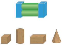 Big Ideas Math Solutions Grade 1 Chapter 13 Two-and Three-Dimensional Shapes 169